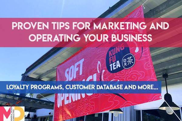 Proven Tips for Marketing and Operating Your Business