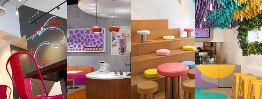Boba Tea Store Design