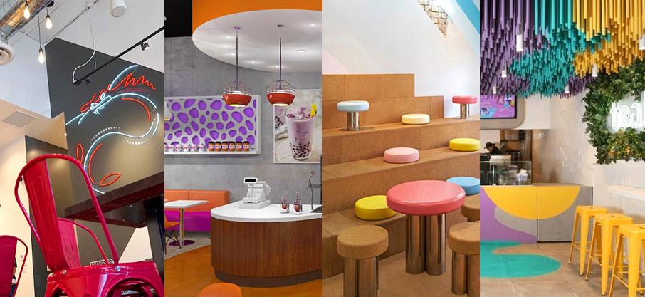 Boba Tea Store Design