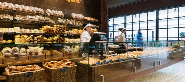 Bakery Shop Design Ideas Of Interior And Finishes