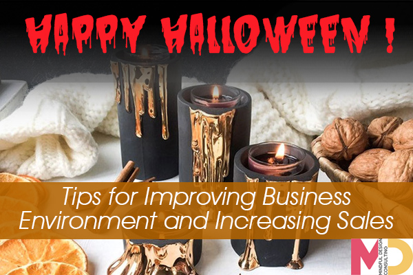 Halloween Decor for Restaurants and Offices