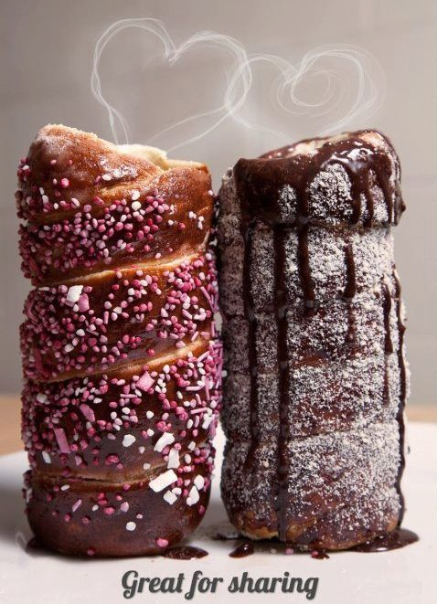Traditional Eastern European Bakery Product - Chimney Cake