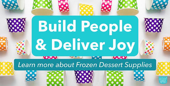 Frozen Dessert Supplies motto