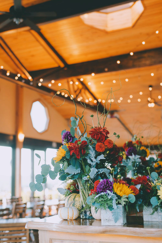 Flowers in Restaurant Ideas